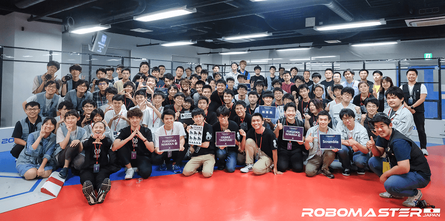 RoboMaster 2019 Japan Summer Camp